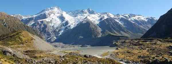 Mt Cook (Wanderlust)