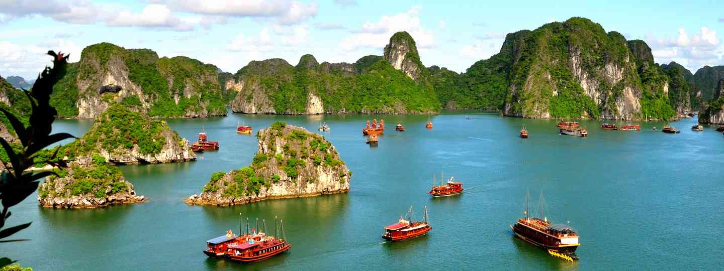 Halong Bay (Dreamstime)