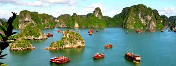 Halong Bay, Vietnam (Dreamstime)