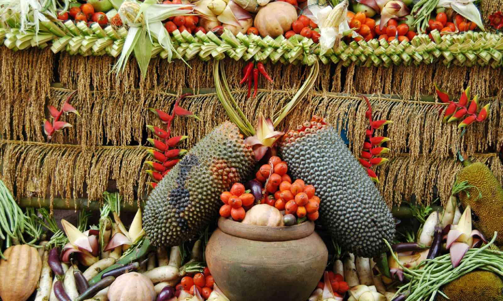 Pahiyas Fiesta decoration (Shutterstock)