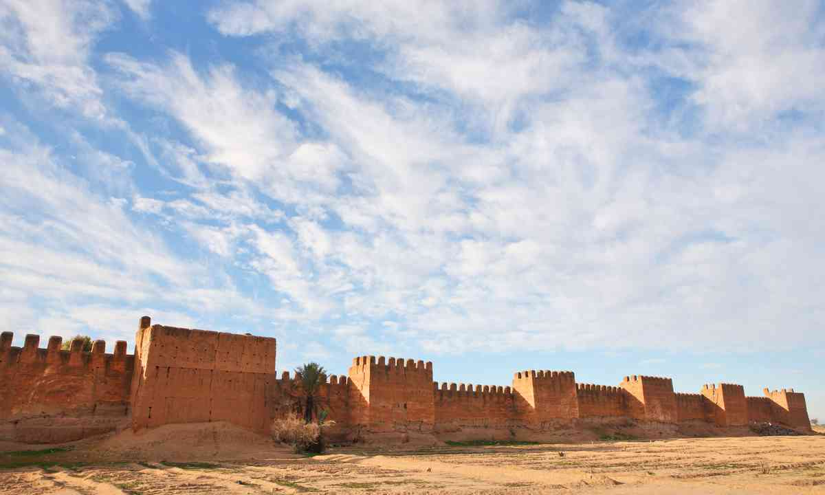 The ramparts of Taroudant (Dreamstime)