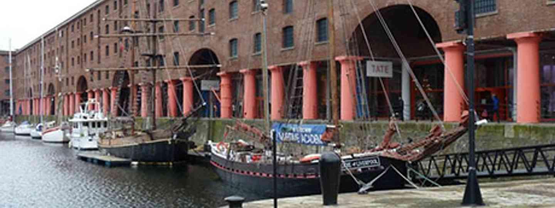 Liverpool Docks (Helen Moat)