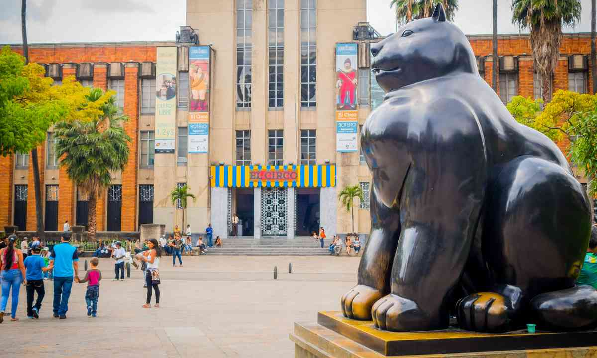 A typical Botero sculpture (Dreamstime)