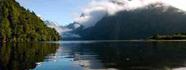 Milford Sound, New Zealand (Kat Clay)