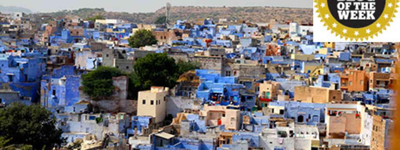 The Blue City of Jodhpur (Liam Kennedy)