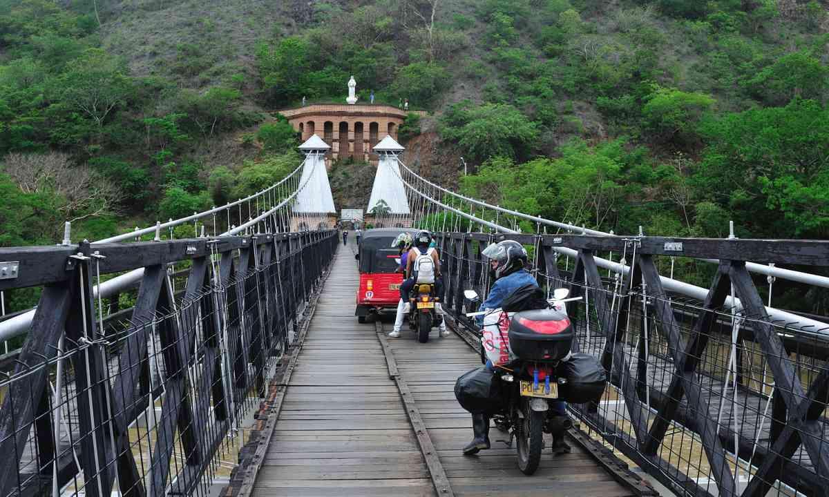 Puente Occidente (Dreamstime)