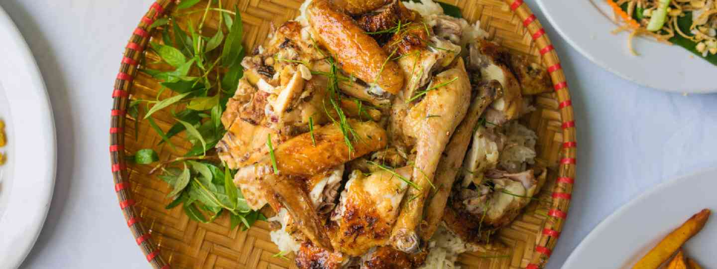 Vietnamese chicken wings (Shutterstock: see credit below)