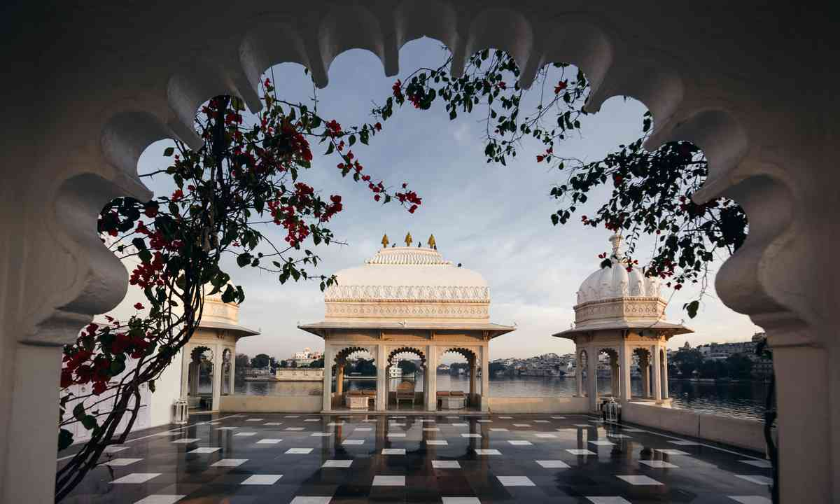 The Taj Lake Palace (Dreamstime)