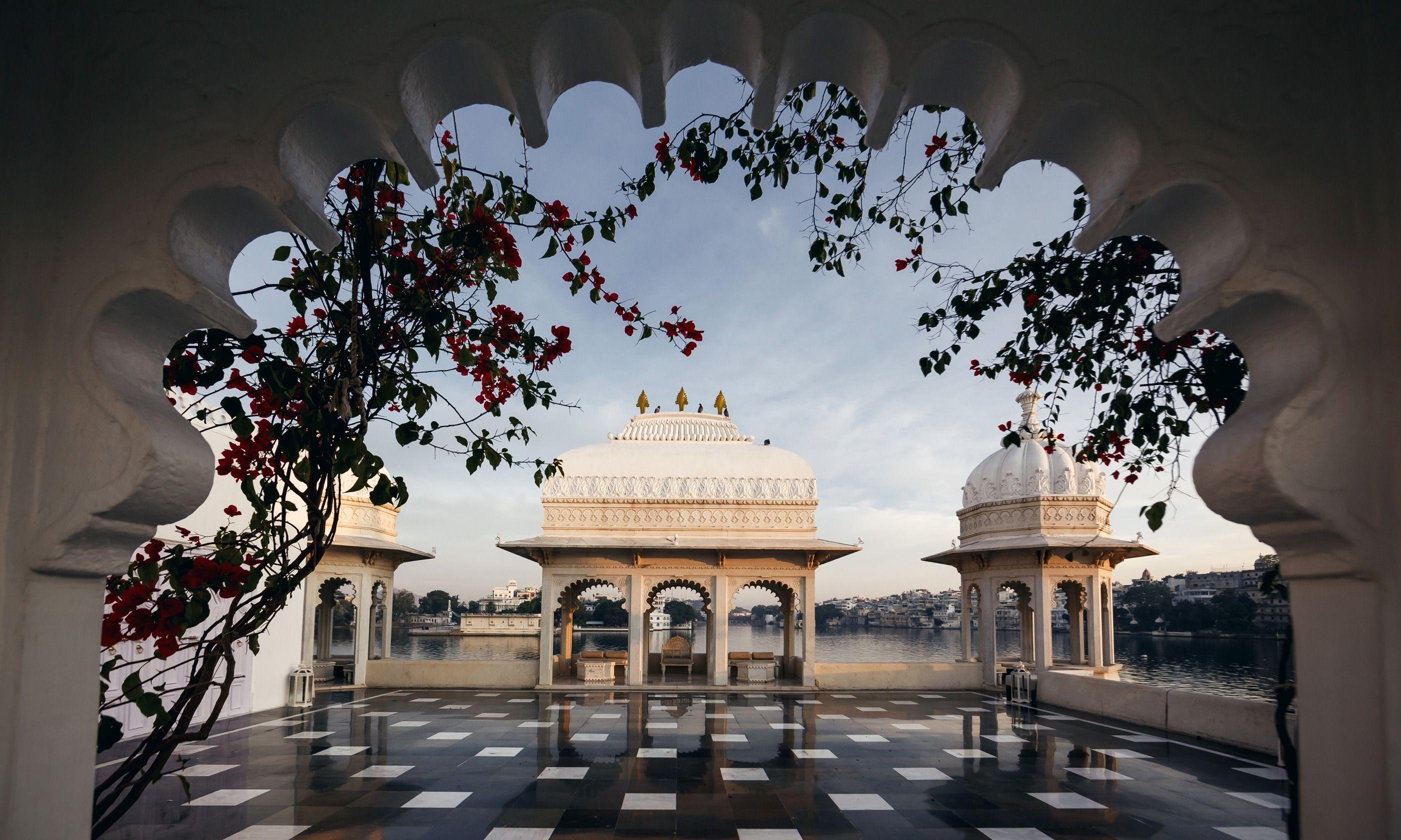 The Taj Lake Palace (Dreamstime)