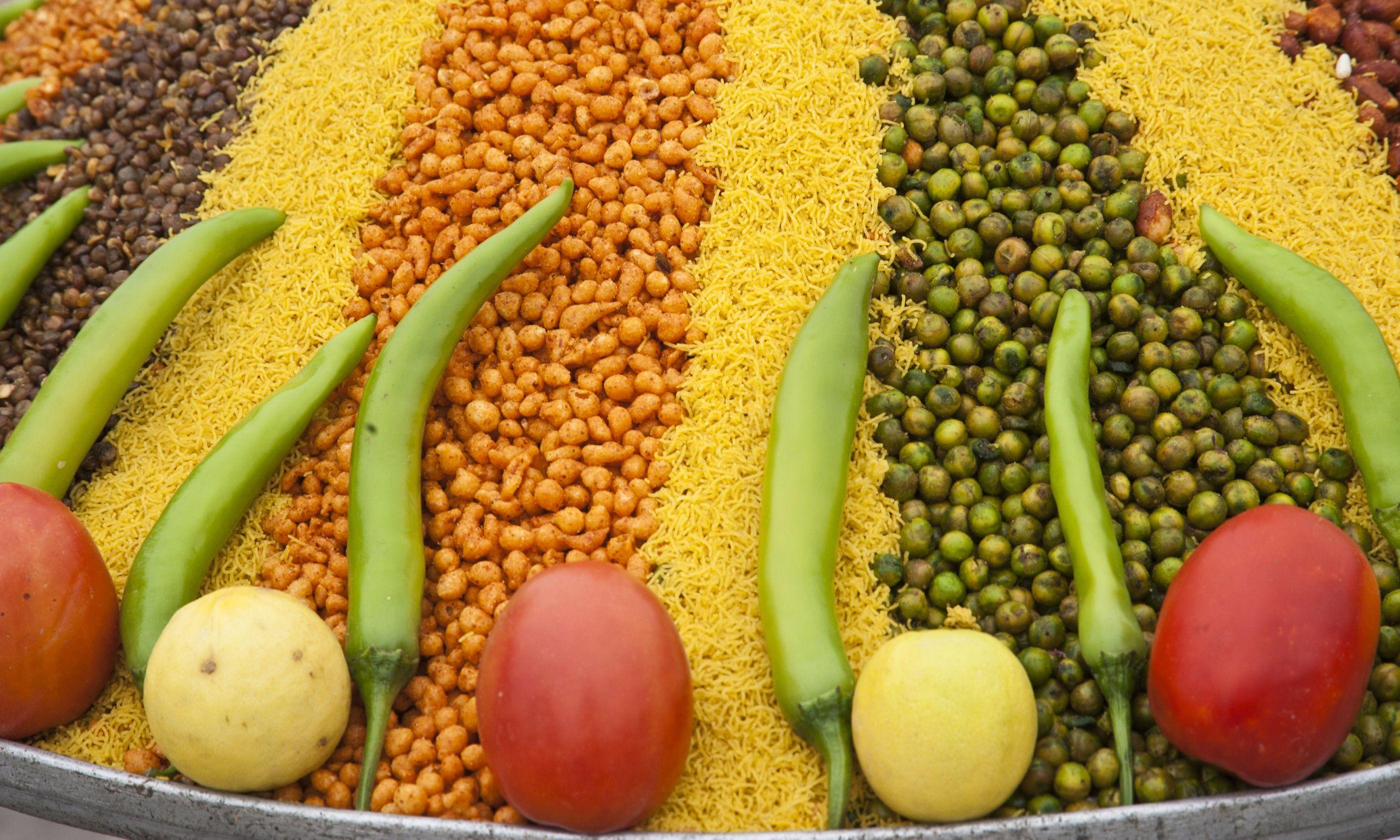 Fresh ingredients in Rajasthan (Dreamstime)