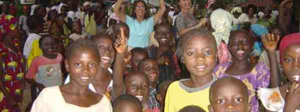 volunteering in Nigeria