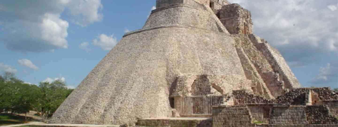 Visit the ruined city of Uxmal for astonishing ancient architecture (Esparta)
