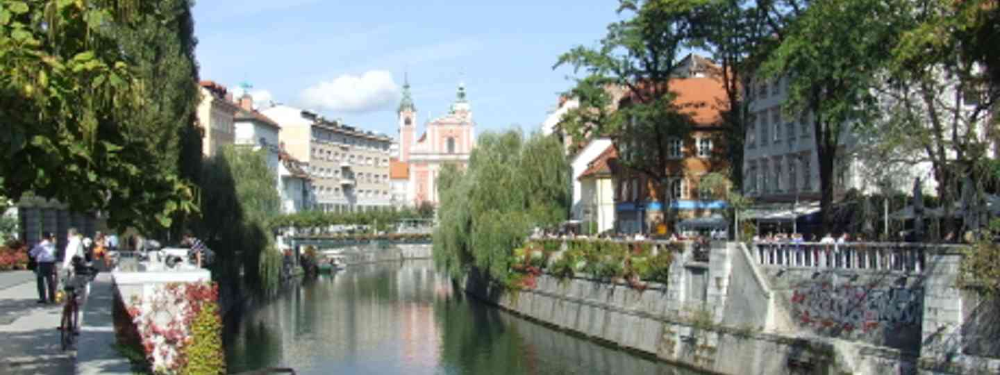 Slovenia's capital combines classic European architecture with modern buzz (ChrisYunker)