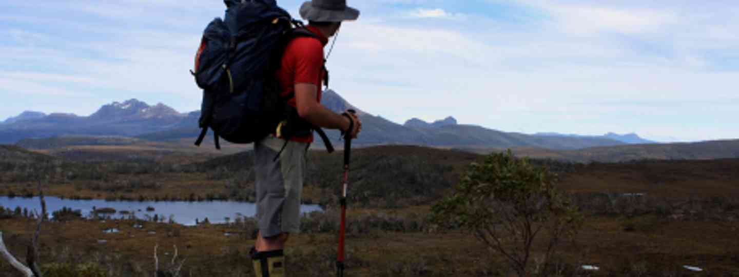The Overland Track is a walk on the wild side (brewbooks)