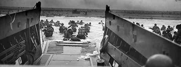D-Day landing (Wiki Images)
