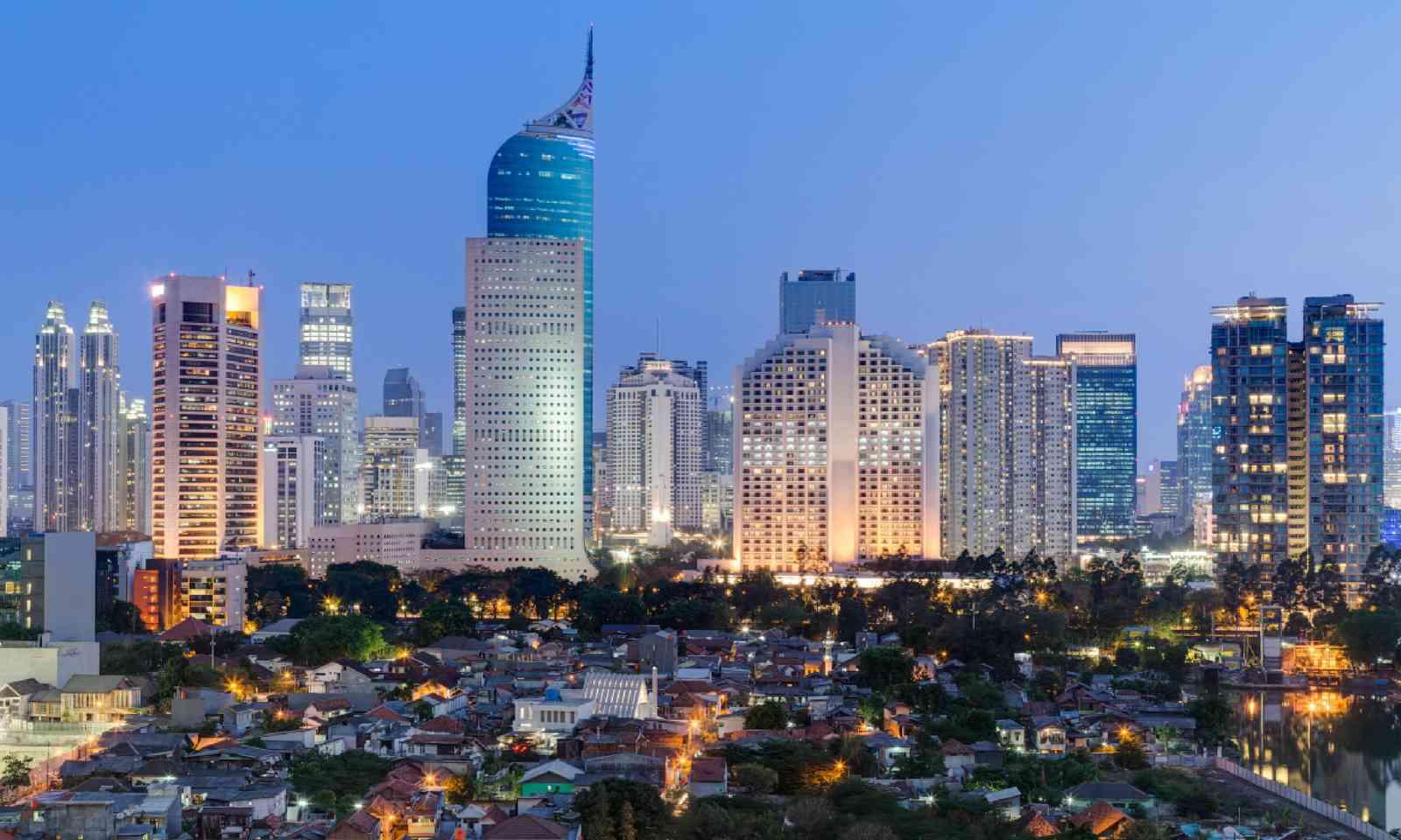 Jakarta (Shutterstock)