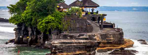 Tanah Lot Temple in Bali (Shutterstock)