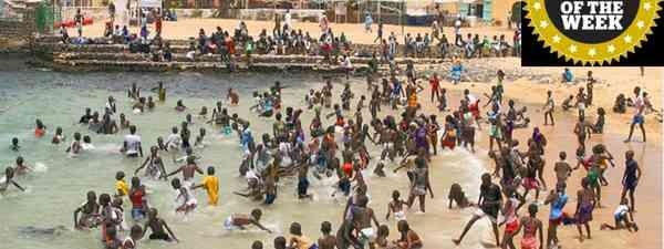 Memories of Gorée Island in Senegal