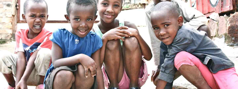 The children are the future of Rwanda (Megan King)