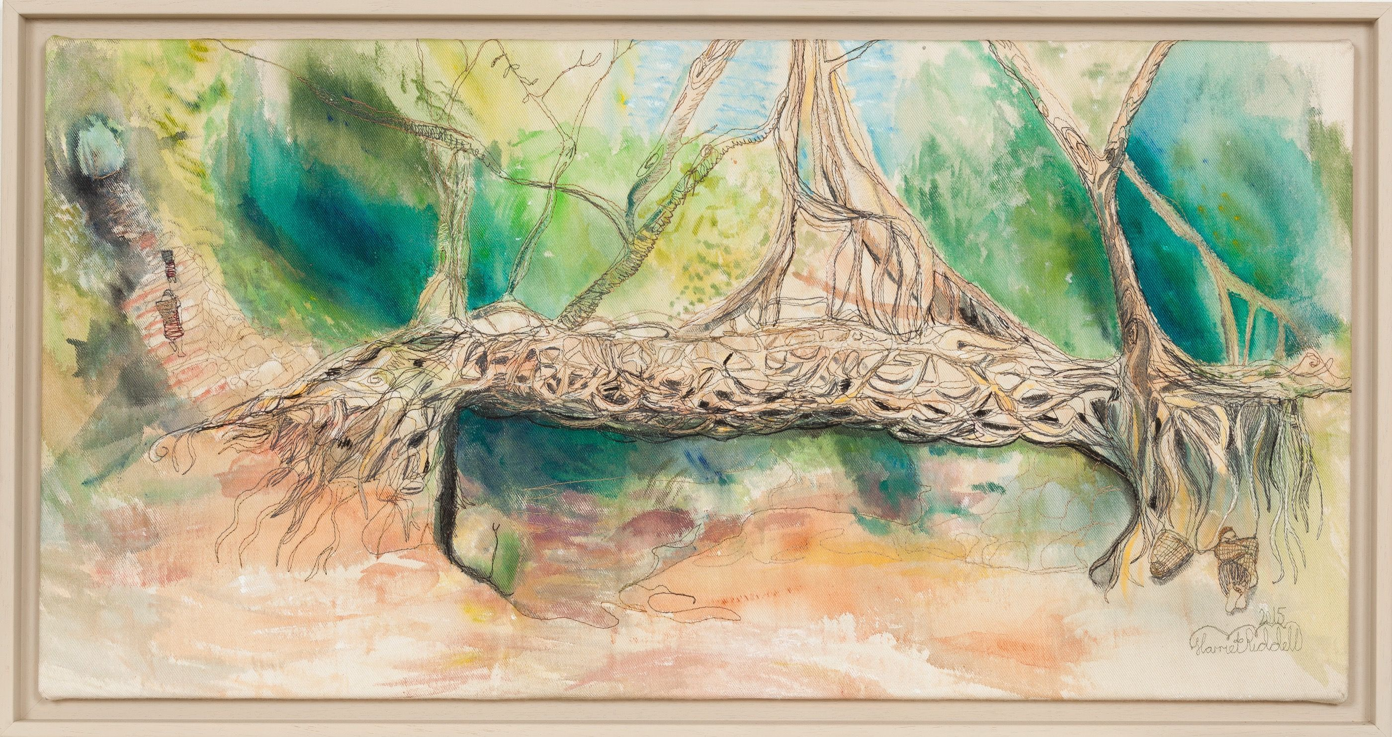 Root Bridge (Harriet Riddell)