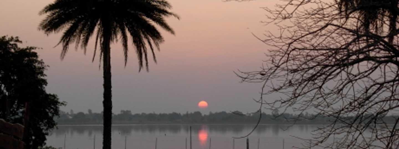 Bhopal Sunset (Ambuj Saxena)