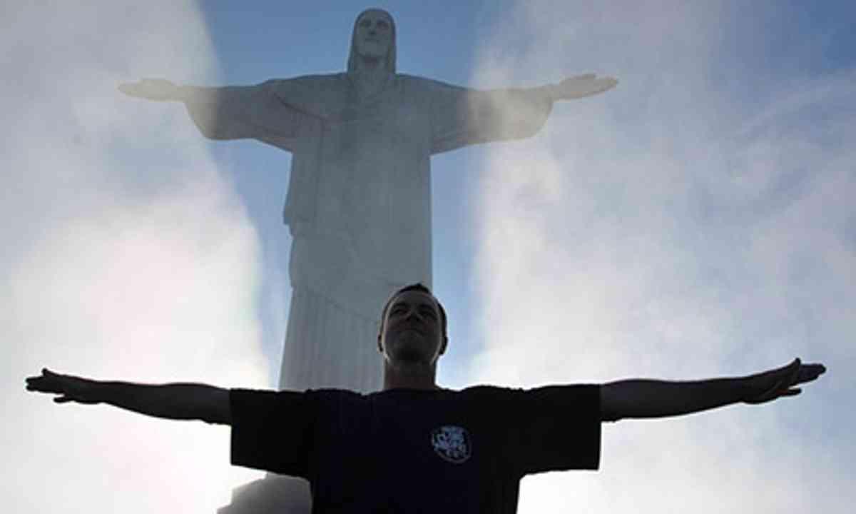 Christ the Redeemer (Over Kind Man)