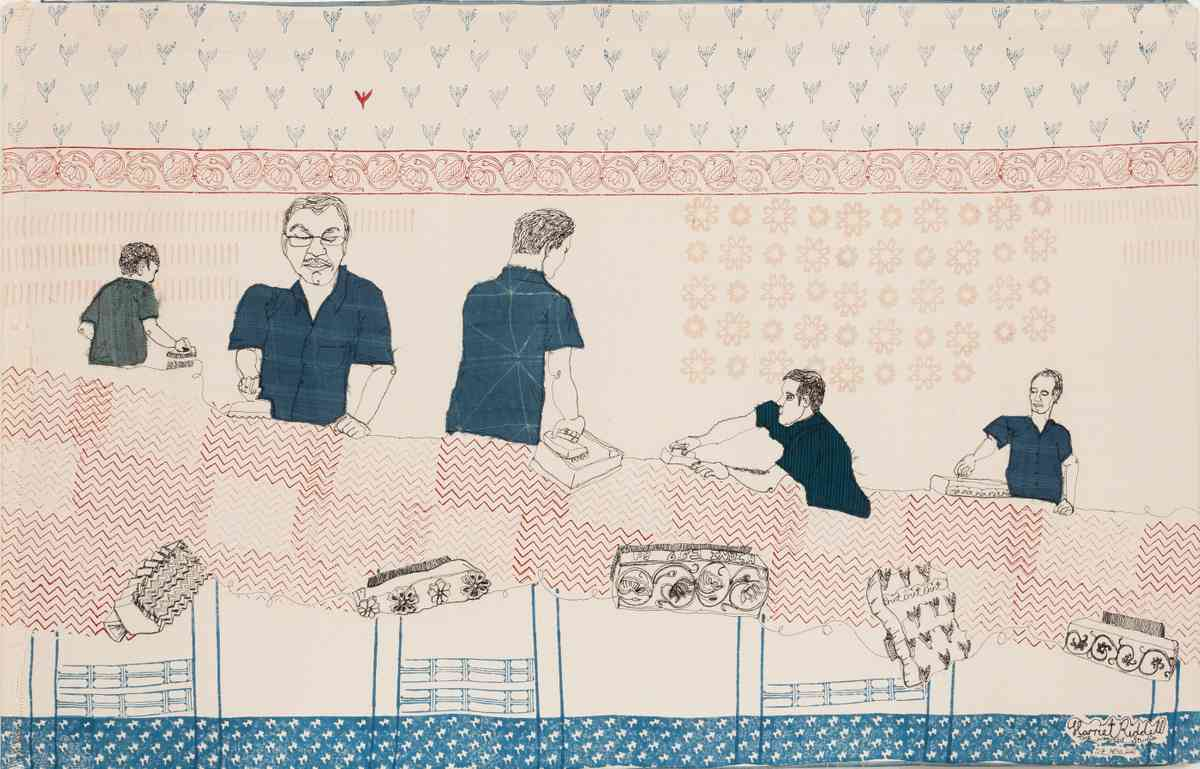The Block Printers (Harriet Riddell)