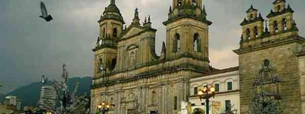 Bogata cathedral (TheFutureIsUnwritten)