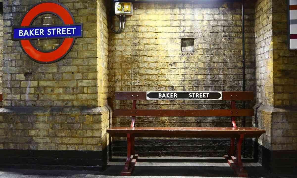 Baker Street Station (Dreamstime)