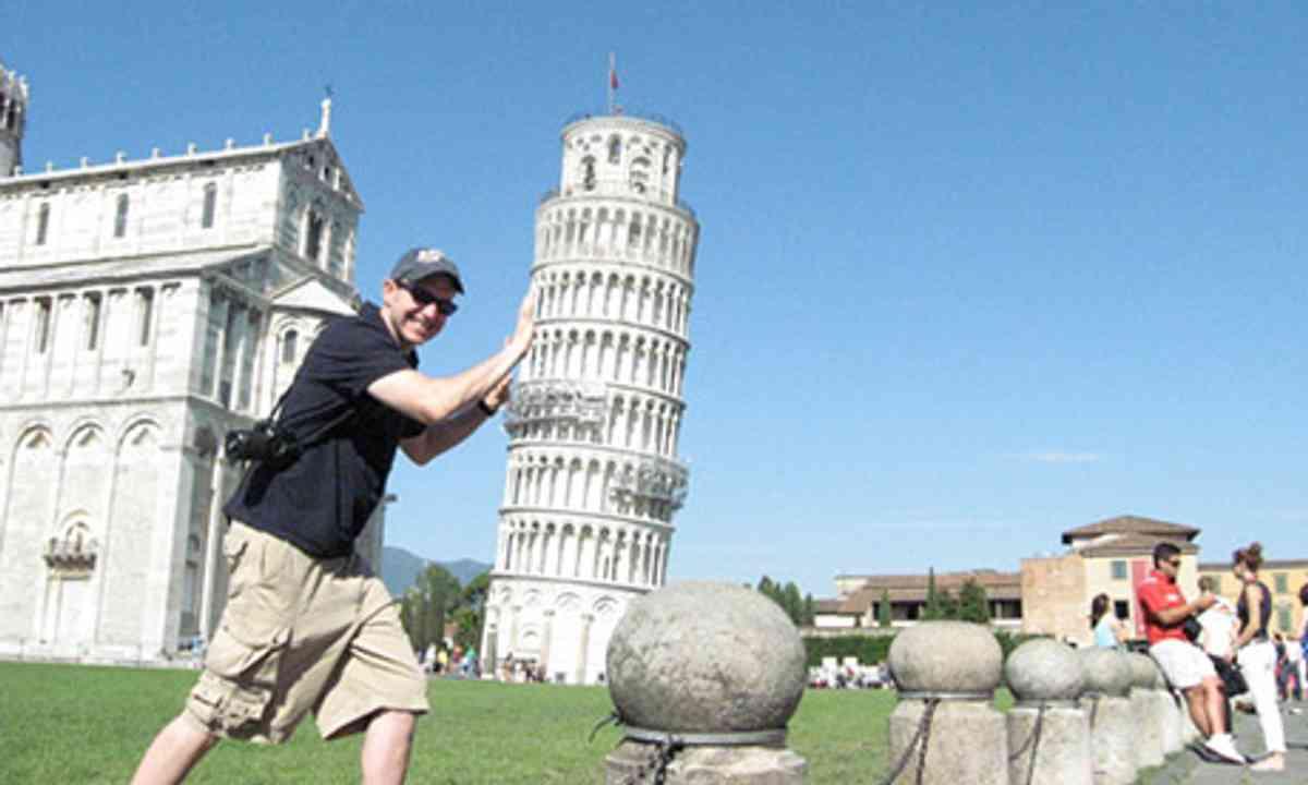 Tower of Pisa (johhno)