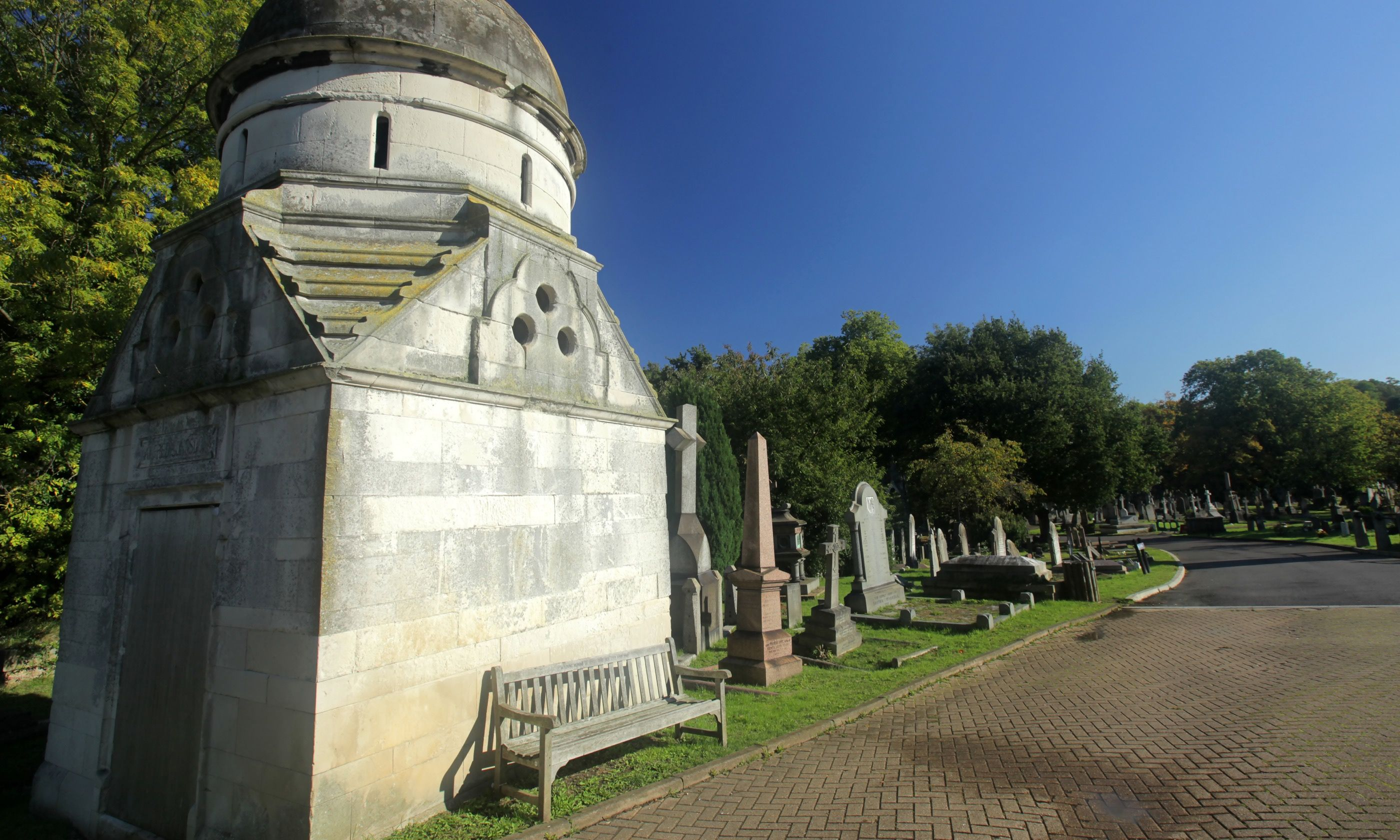 West Norwood Cemetery (Dreamstime)