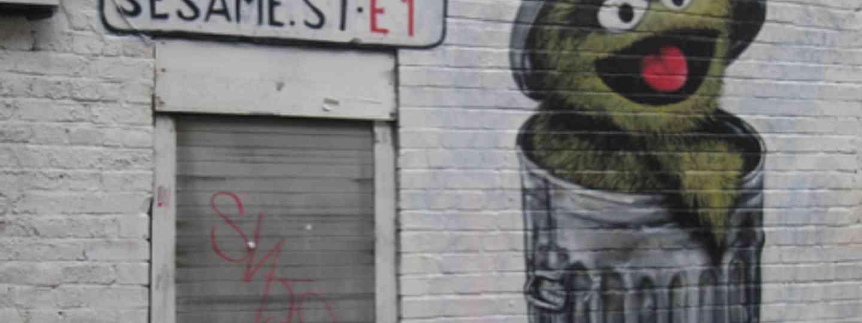 London street art (London Attractions Guide)