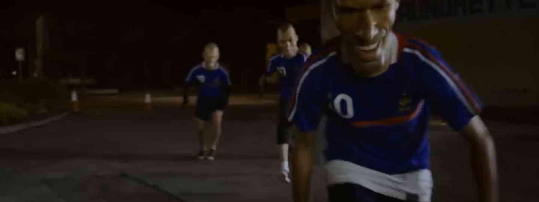 Zinedine Zidane (Vaudeville Smash)