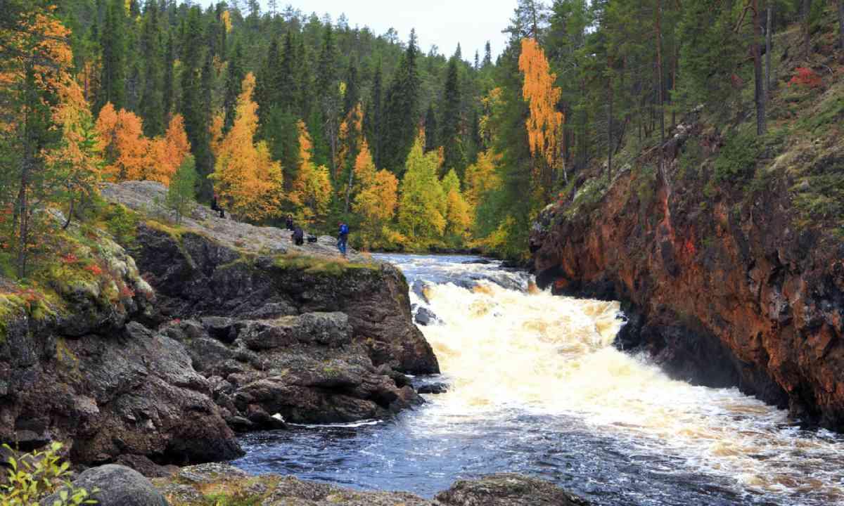 Oulanka river (Dreamstime)