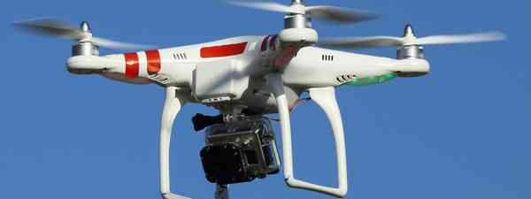 Drone (Don McCullough via Flickr)