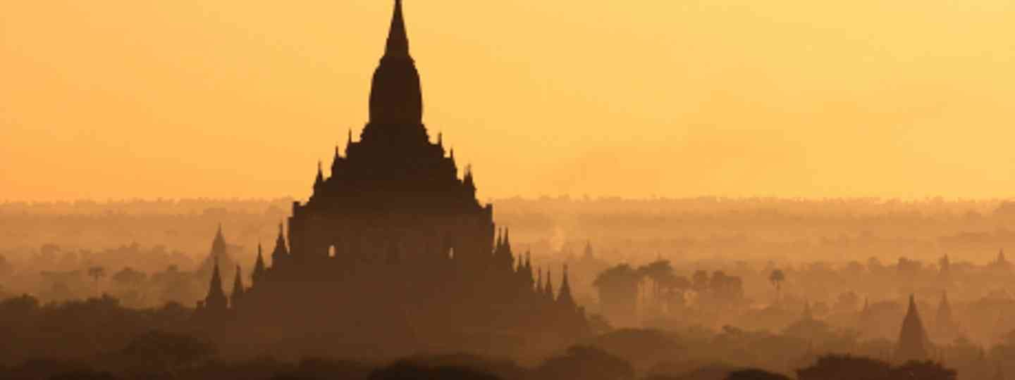 Could there be a golden future for Burma? (dreamstime)