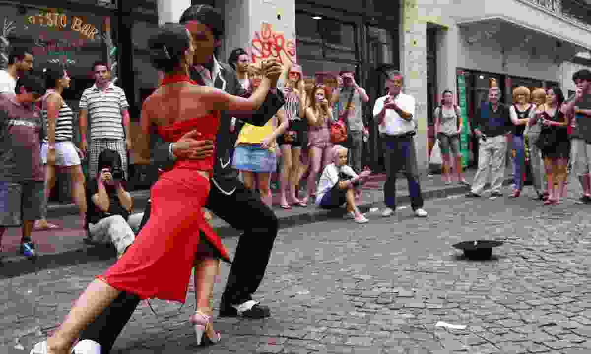Tango in Buenos Aires (Dreamstime)
