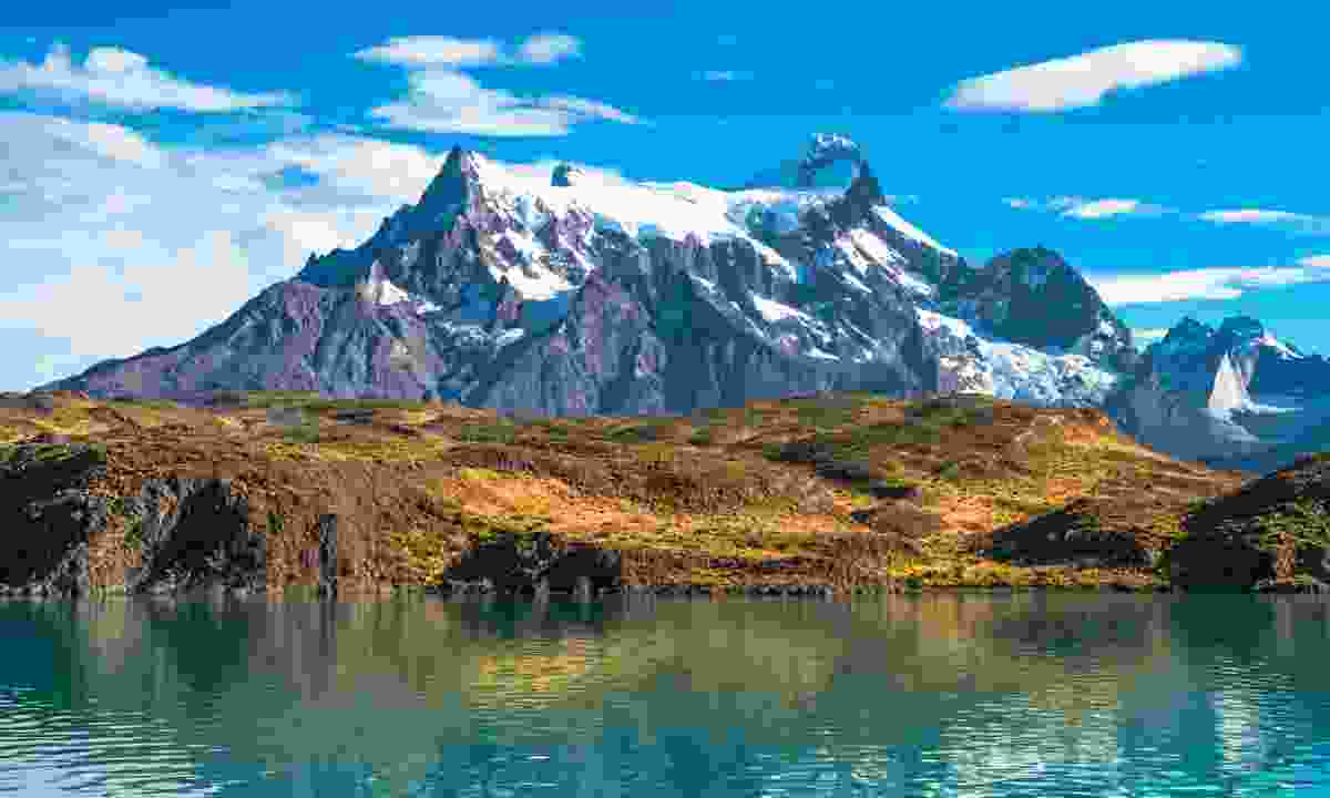 Peaks of Torres del Paine (Dreamstime)
