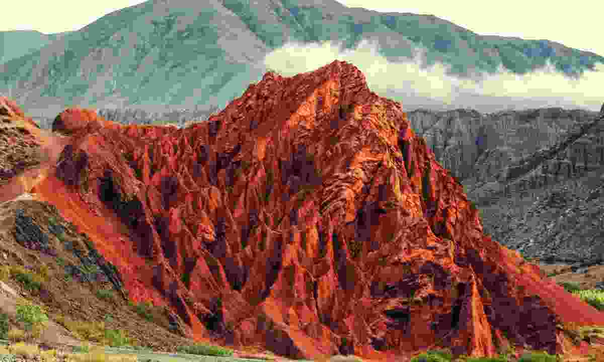 Landscape in Northern Argentina (Dreamstime)