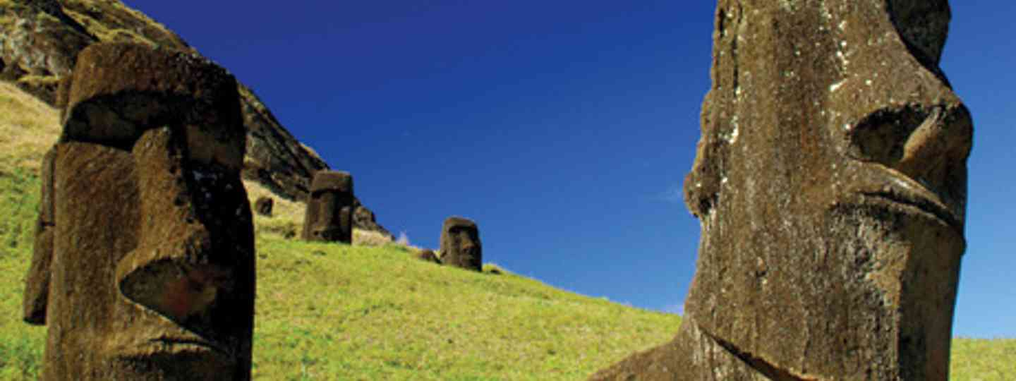 All the essentials for a trip to Easter Island (dreamstime)