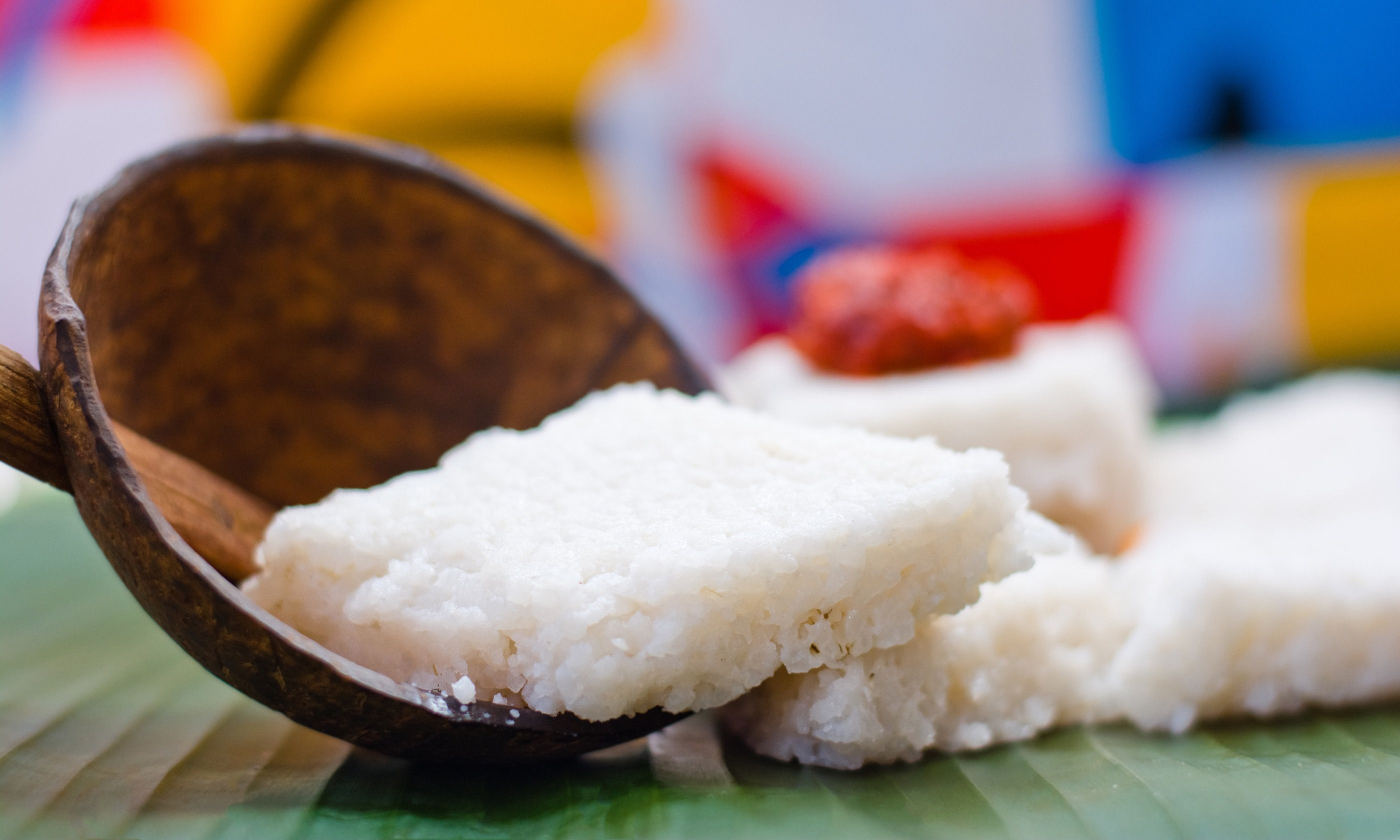 Milk rice for sale in Sri Lanka(Dreamstime)