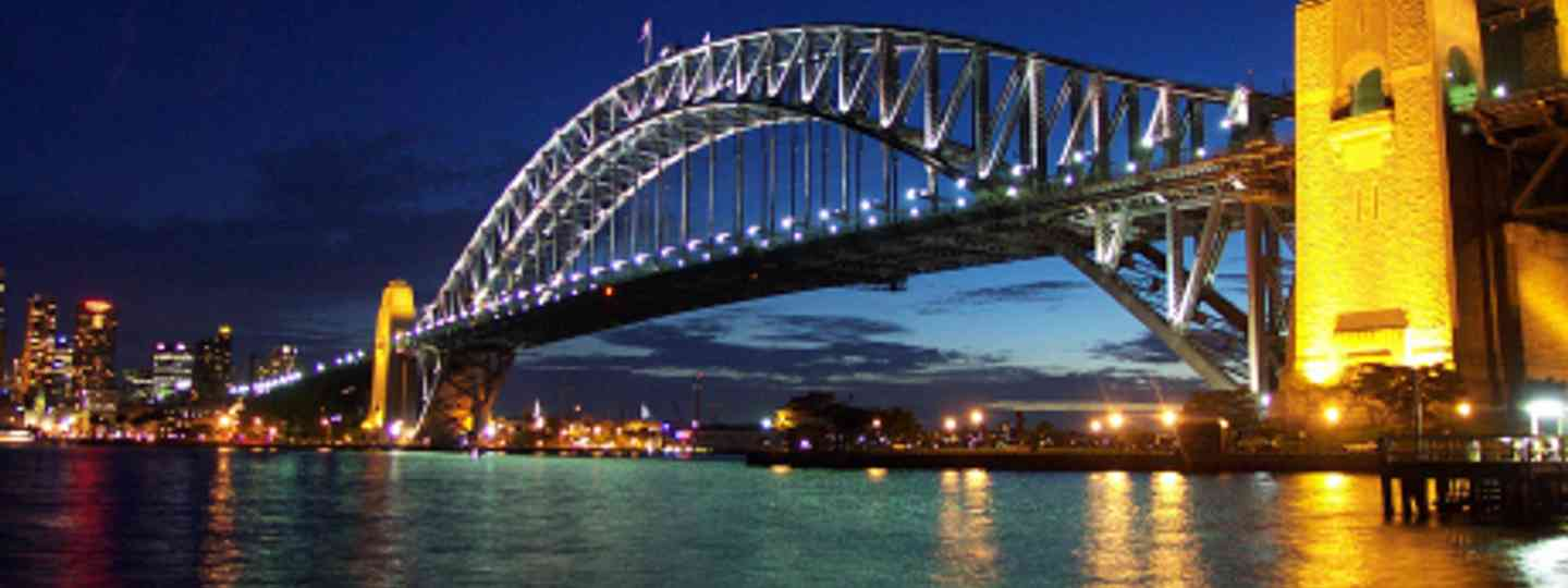 First 24 hours in Sydney, Australia (Dreamstime)