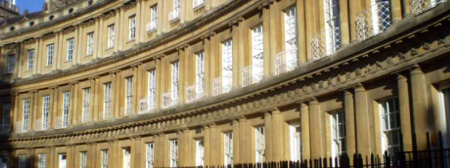 Visit Bath for beautiful architecture and fascinating history (Molly Cropper)