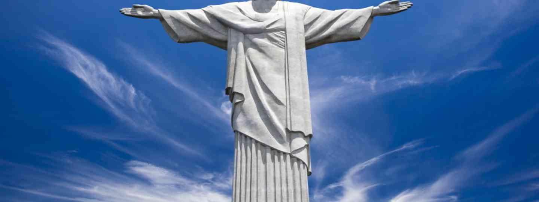 Christ the Redeemer statue in Rio De Janeiro (Dreamstime)