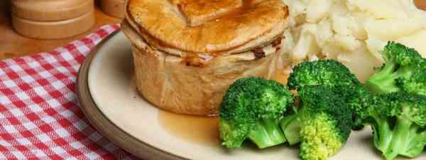 Stak and Kidney Pie (Shutterstock: see credit below)