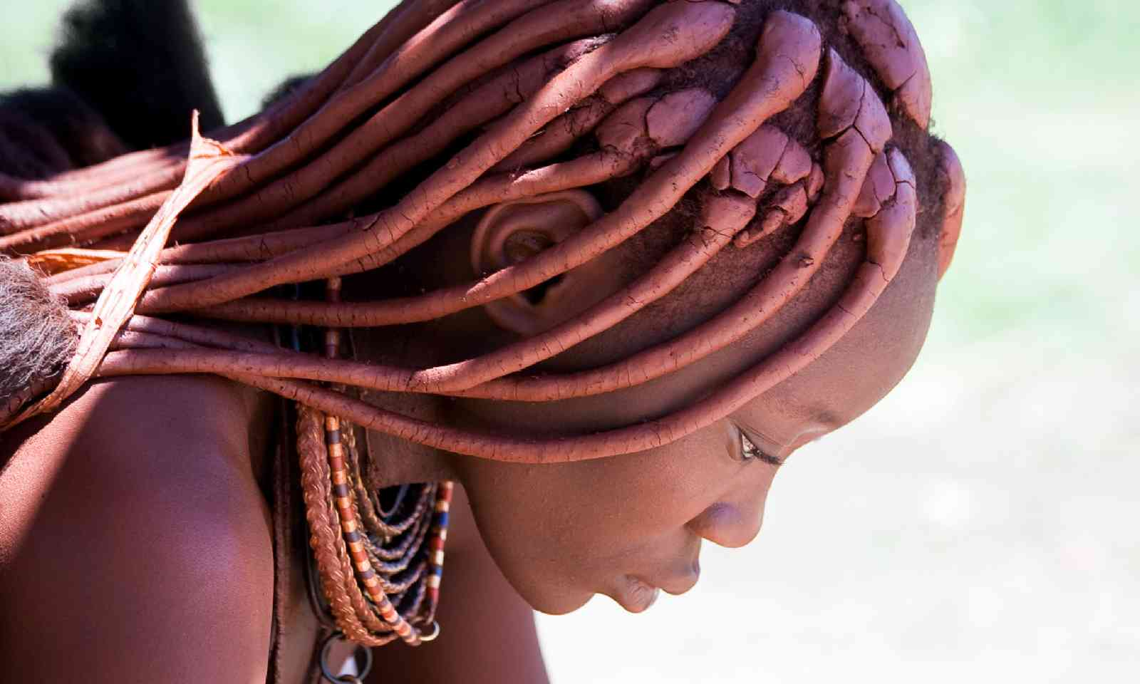 Profile of a Himba woman (Shutterstock)