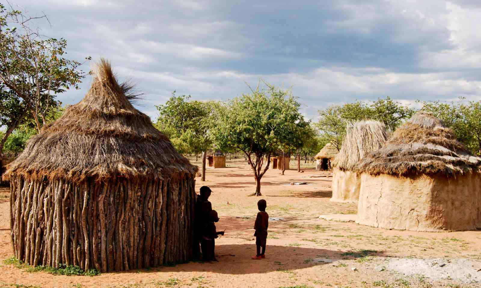 Himba village (Shutterstock)