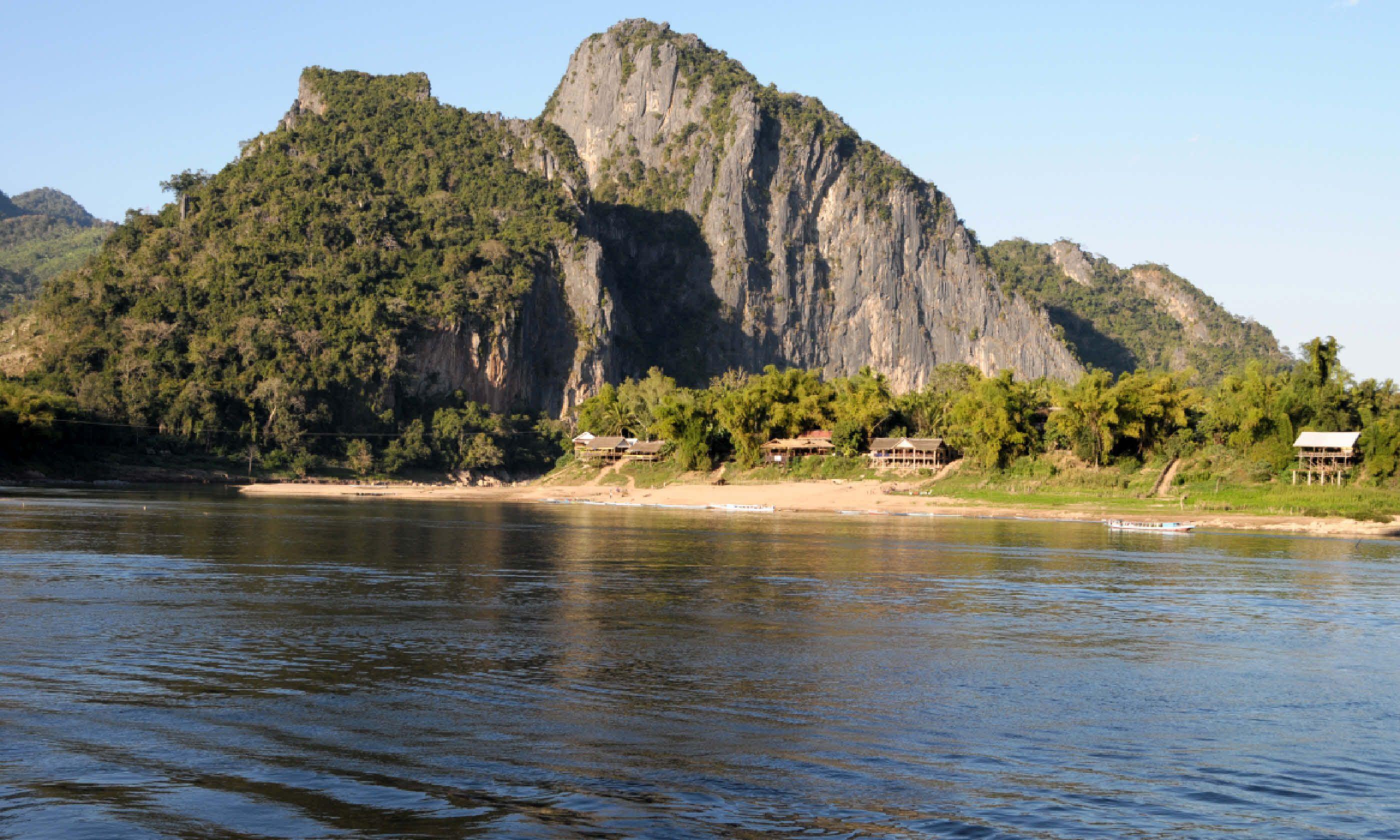 Mekong River, Laos (Shutterstock)