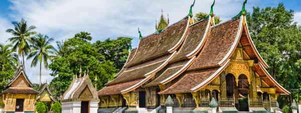 Wat Xieng Thong temple, Luang Prabang (Shutterstock: see credit below)