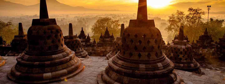 Borobudur (Shutterstock.com. See credit below)